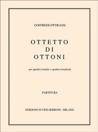 OTTETTO DI OTTONI score