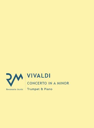 CONCERTO in A minor RV 356