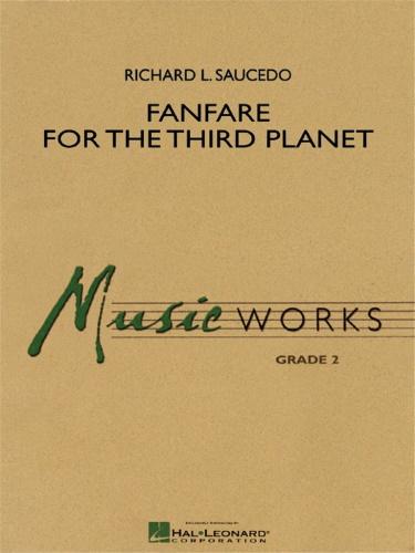 FANFARE FOR THE THIRD PLANET (score & parts)