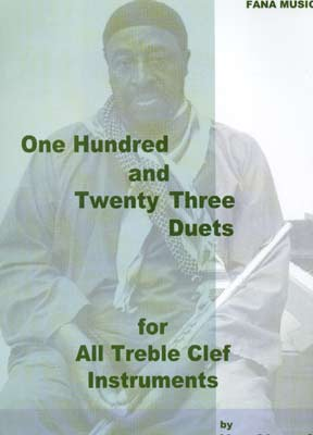 ONE HUNDRED AND TWENTY THREE DUETS
