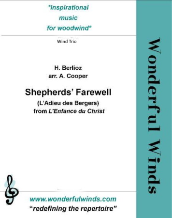 THE SHEPHERDS' FAREWELL score & parts