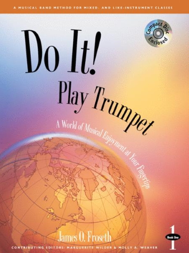 DO IT! Play Trumpet Book 1 + CD
