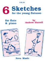 SIX SKETCHES FOR THE YOUNG VIRTUOSO