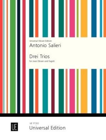 THREE TRIOS (score & parts)