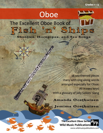 THE EXCELLENT OBOE BOOK of Fish 'n' Ships