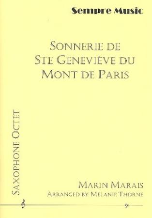 SONNERIE DE SAINTE GENEVIEVE DU MONT DE PARIS score & parts