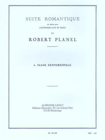 SUITE ROMANTIQUE No.4: Valse Sentimentale