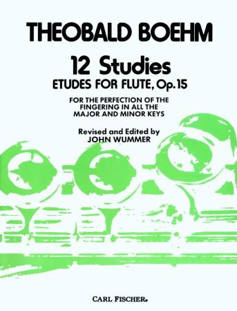 12 ETUDES Op.15
