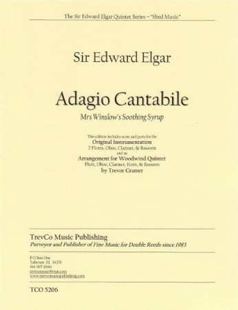 ADAGIO CANTABILE (score & parts)