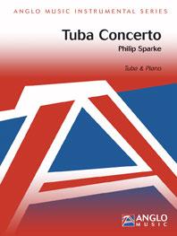 TUBA CONCERTO (treble/bass clef)