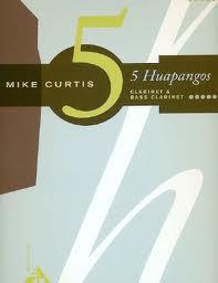 5 HUAPANGOS (playing score)
