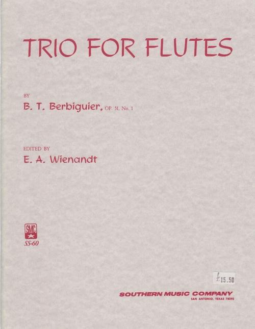 TRIO No.1 Op.51/1