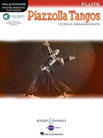 PIAZZOLLA TANGOS + Online Audio