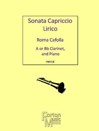 SONATA CAPRICCIO LIRICO