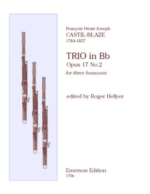 TRIO Op.17 No.2 (set of parts)