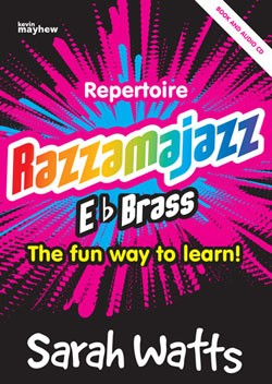 RAZZAMAJAZZ Repertoire + CD (Eb Brass)