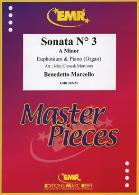 SONATA No.3 in A minor