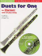 DUETS FOR ONE + CD (Pre Grade 1 to Grade 1+)