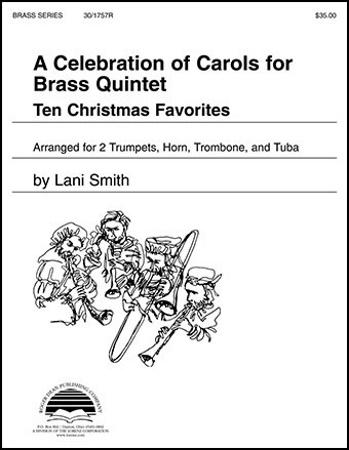 A CELEBRATION OF CAROLS (score & parts)