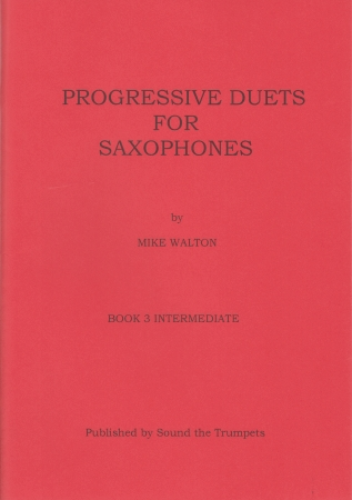PROGRESSIVE DUETS Book 3: Intermediate