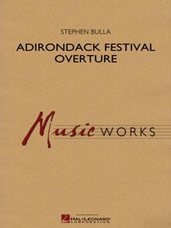 ADIRONDACK FESTIVAL OVERTURE (score & parts)