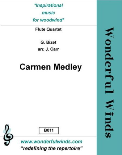 CARMEN MEDLEY (score & parts)