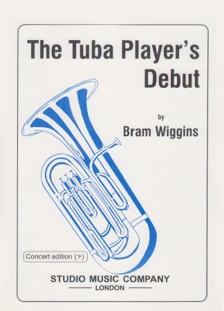 THE TUBA PLAYER'S DEBUT (bass clef)