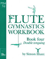 FLUTE GYMNASTICS WORKBOOK 4