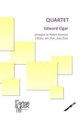 QUARTET  (score & parts)