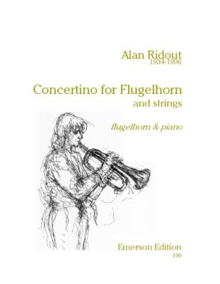 CONCERTINO for Flugelhorn