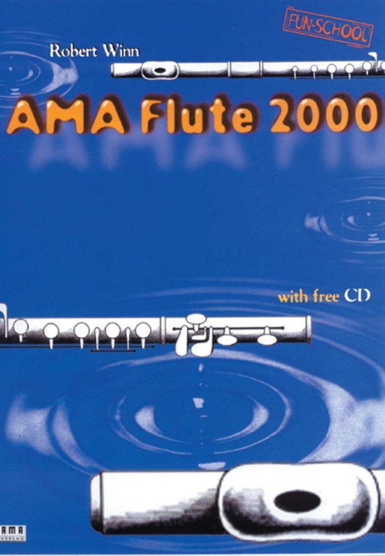 AMA FLUTE 2000 + CD