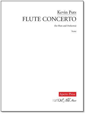 FLUTE CONCERTO Study Score