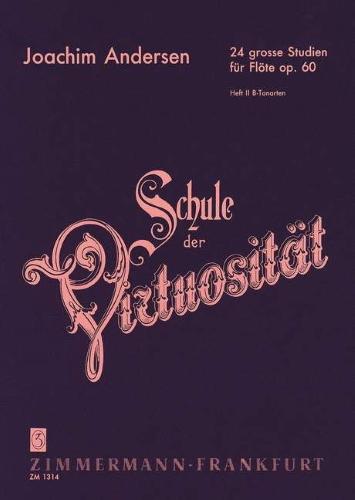 SCHULE DER VIRTUOSITAT Op.60 Volume 2