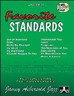 FAVOURITE STANDARDS Volume 22 + CD