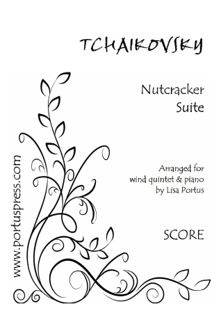 NUTCRACKER SUITE score & parts
