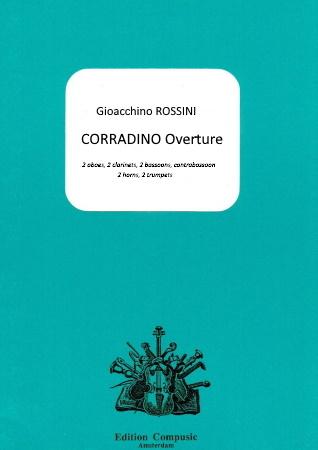 CORRADINO Overture (score & parts)