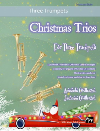CHRISTMAS TRIOS for Three Trumpets