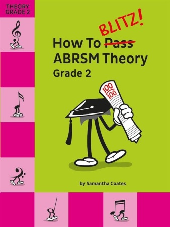 HOW TO BLITZ! ABRSM THEORY Grade 2