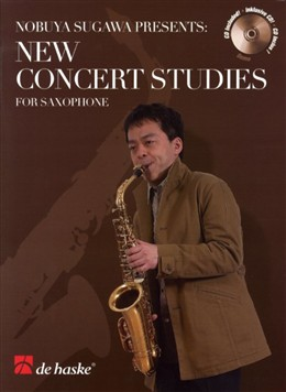 NEW CONCERT STUDIES + CD