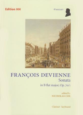 SONATA in Bb major Op.70 No.1