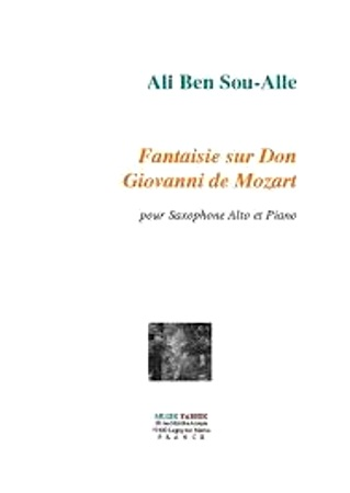 FANTAISIE on Don Giovanni by Mozart