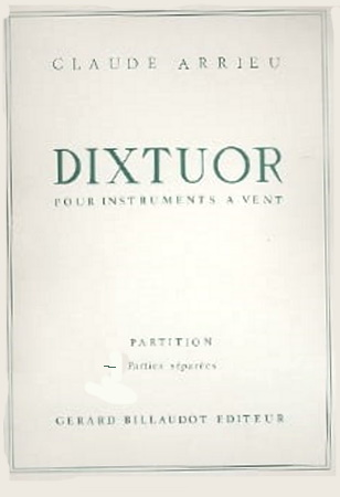 DIXTUOR (set of parts)