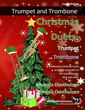CHRISTMAS DUETS for Trumpet & Trombone