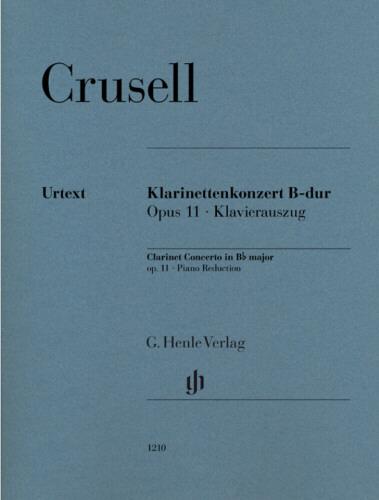 CLARINET CONCERTO in Bb major Op.11