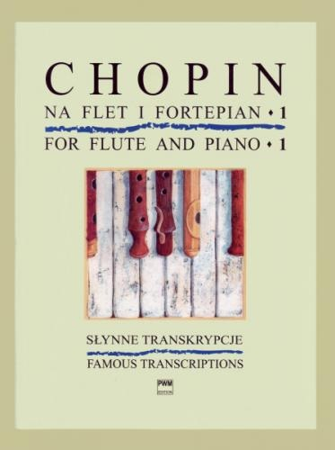 CHOPIN Famous Transcriptions Book 1