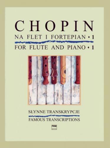 CHOPIN Famous Transcriptions Book 1