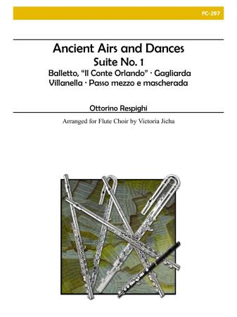ANCIENT AIRS AND DANCES Suite No.1