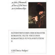 ROMANTIC FLUTE VIRTUOSOS Volume 2