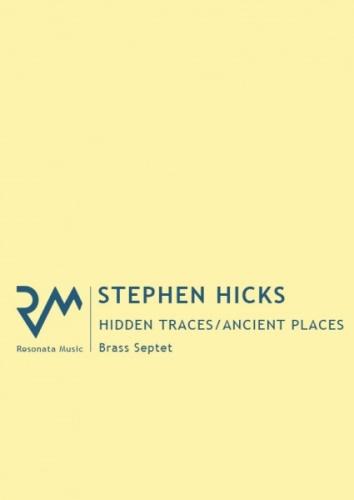 HIDDEN TRACES - ANCIENT PLACES (score & parts)