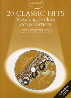 GUEST SPOT: 20 Classic Hits Playalong + CD